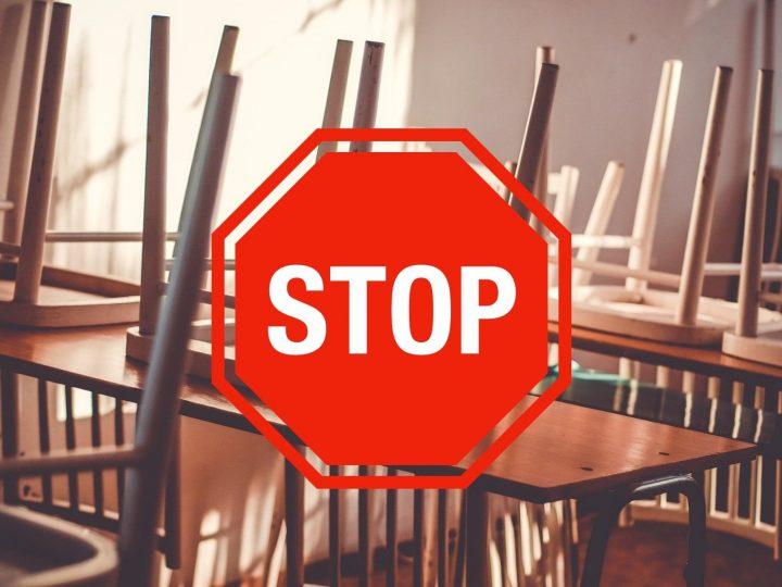Vad innebär det för eleverna att nationella provet ställs in?