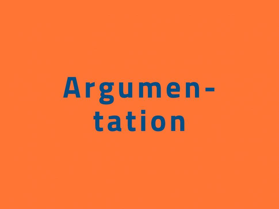 argumentationsmisstagen